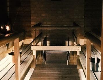 Tilaus Sauna