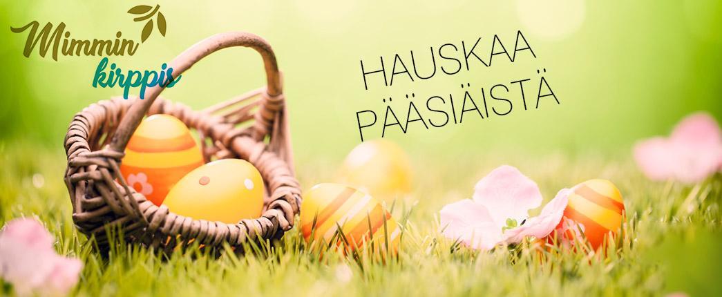 Mimmin Kirppiksen aukiolot pääsiäisenä. LUE LISÄÄ >>>